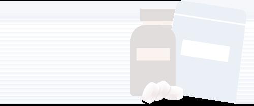 便秘薬の種類の画像