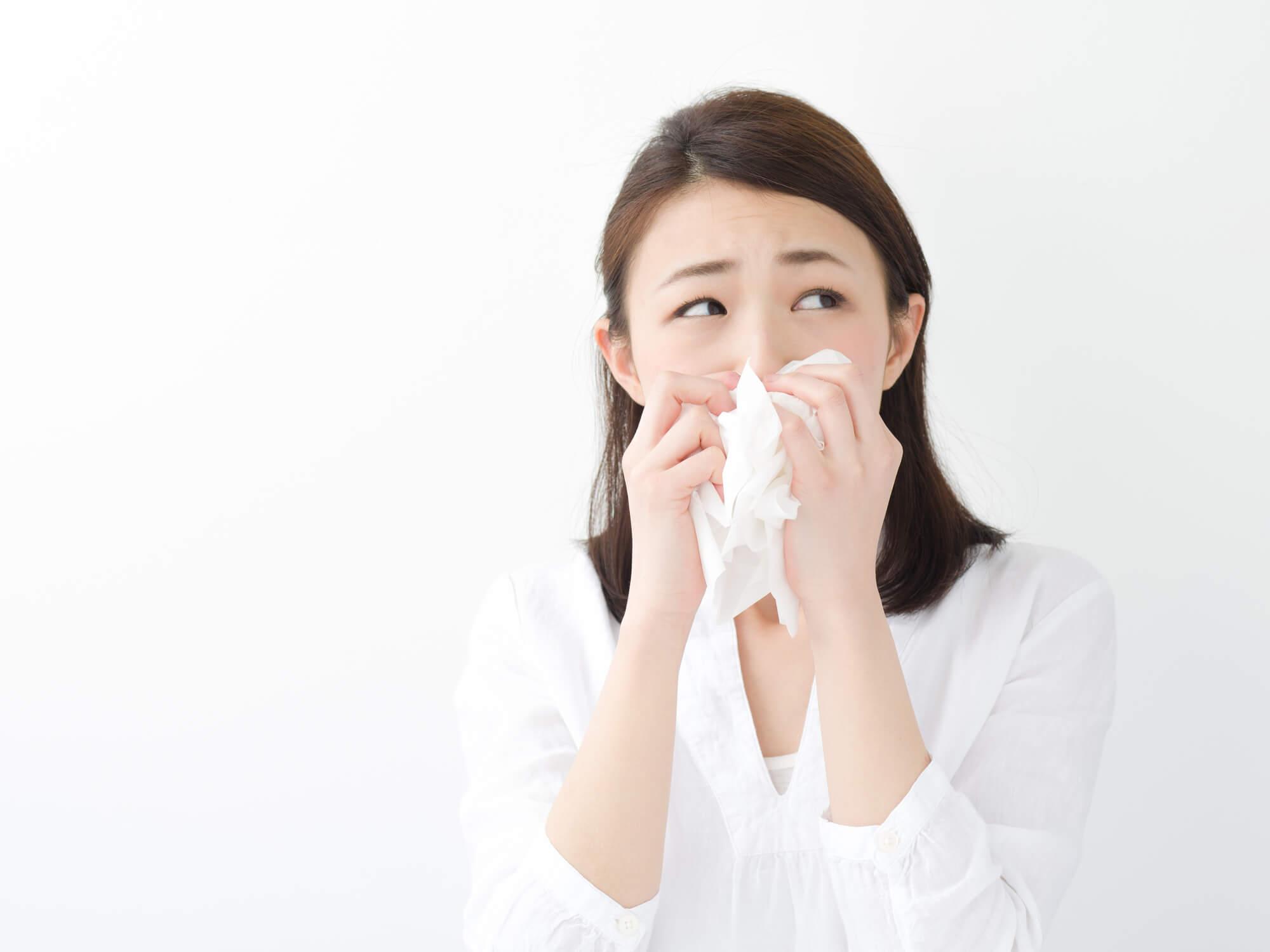 ハッカ油のメントール効果で花粉・鼻のつまりの対策!