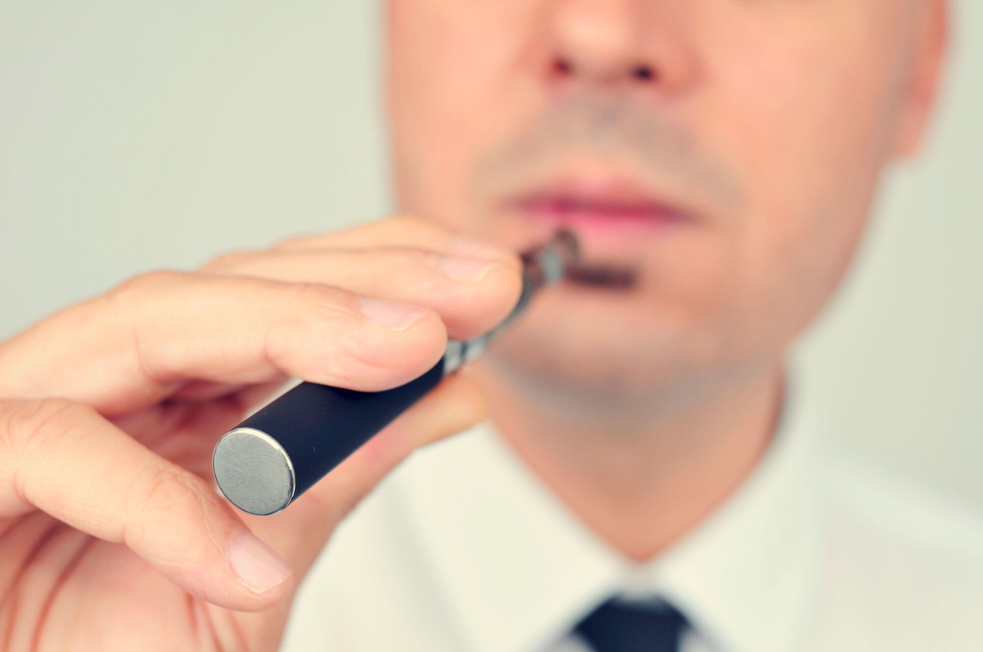 電子タバコの掃除には、無水エタノールが効果的!