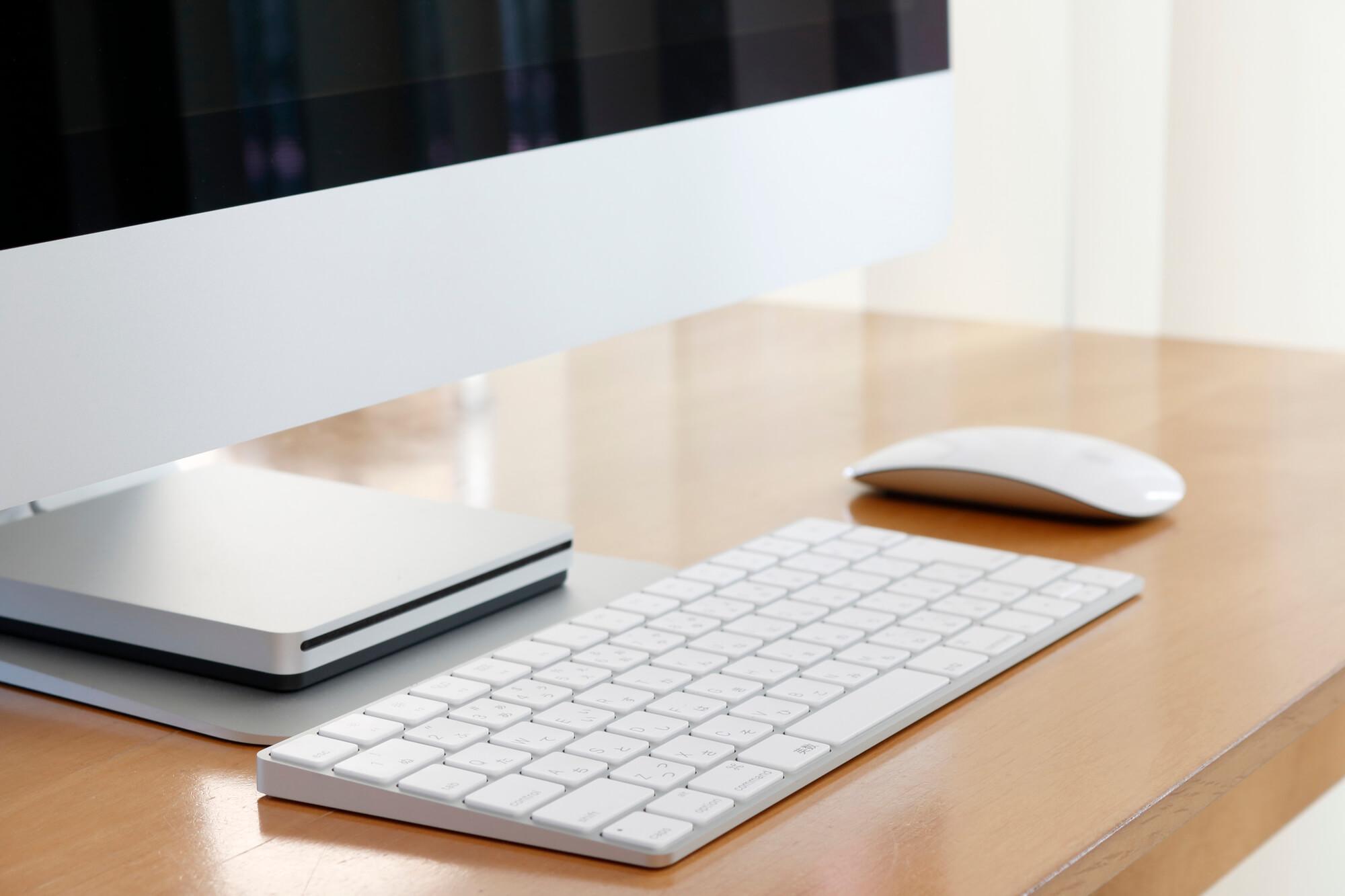 インフルエンザ予防にもなる!?無水エタノールでキーボードを掃除しよう。