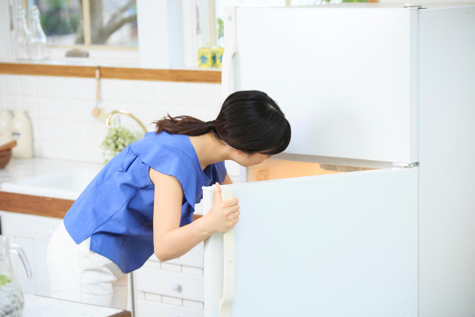 生ゴミや冷蔵庫の臭いも!?キッチン消臭には重曹