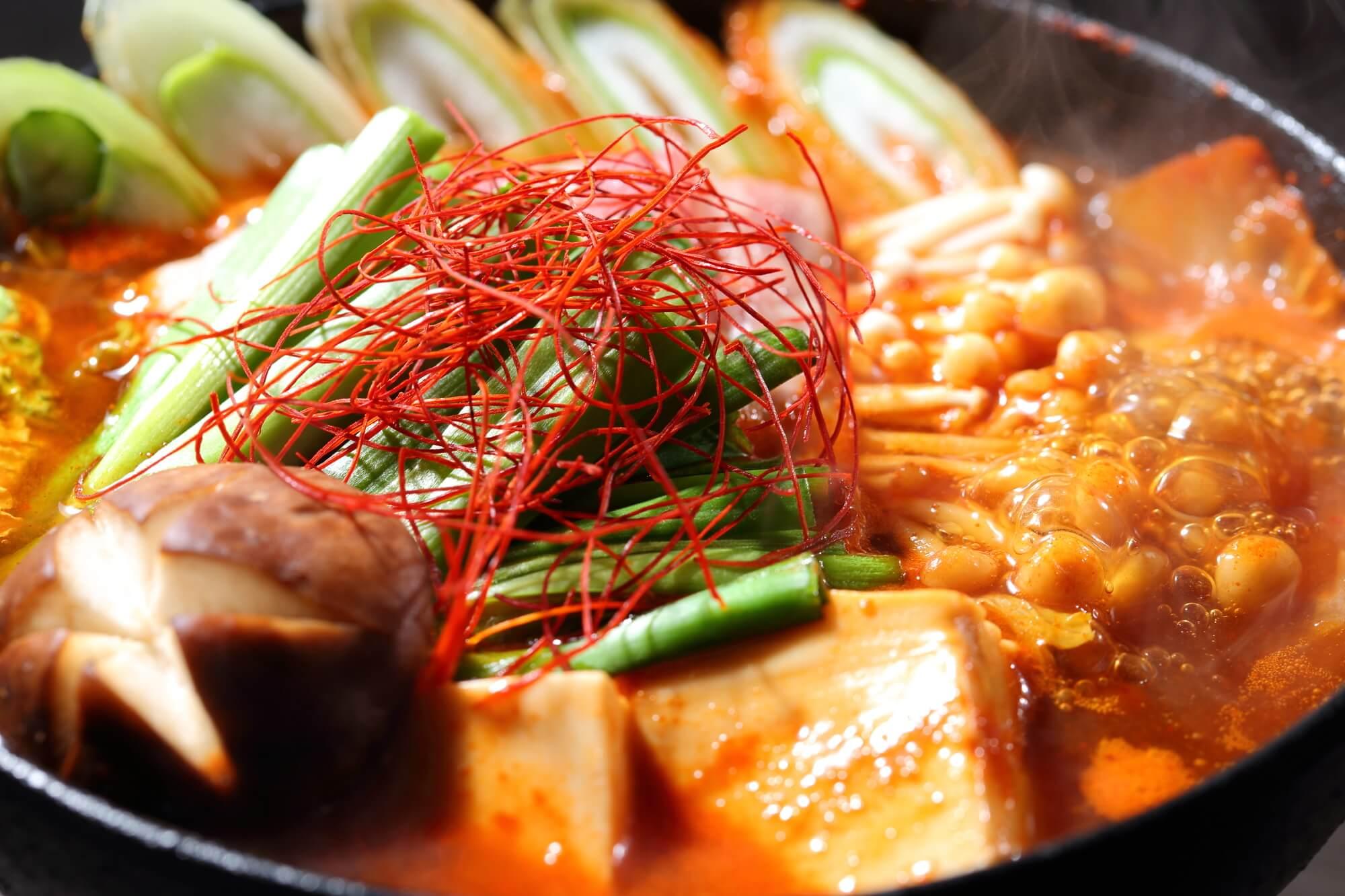 キムチ鍋がよいって本当?食生活でインフルエンザを予防