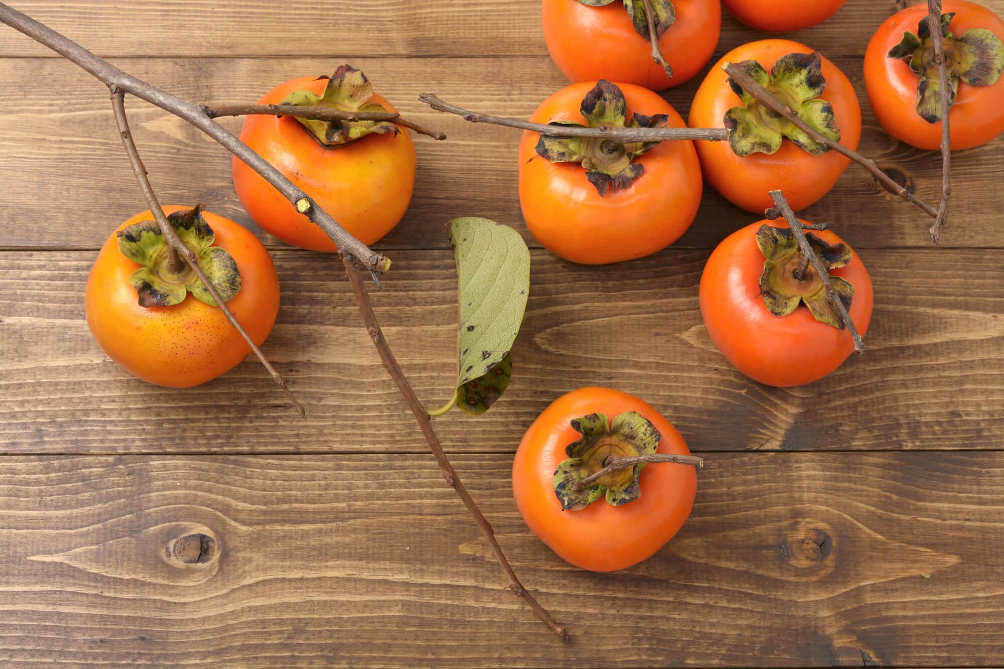 エタノールで柿が甘くなる!?渋柿のお手軽な渋抜き方法