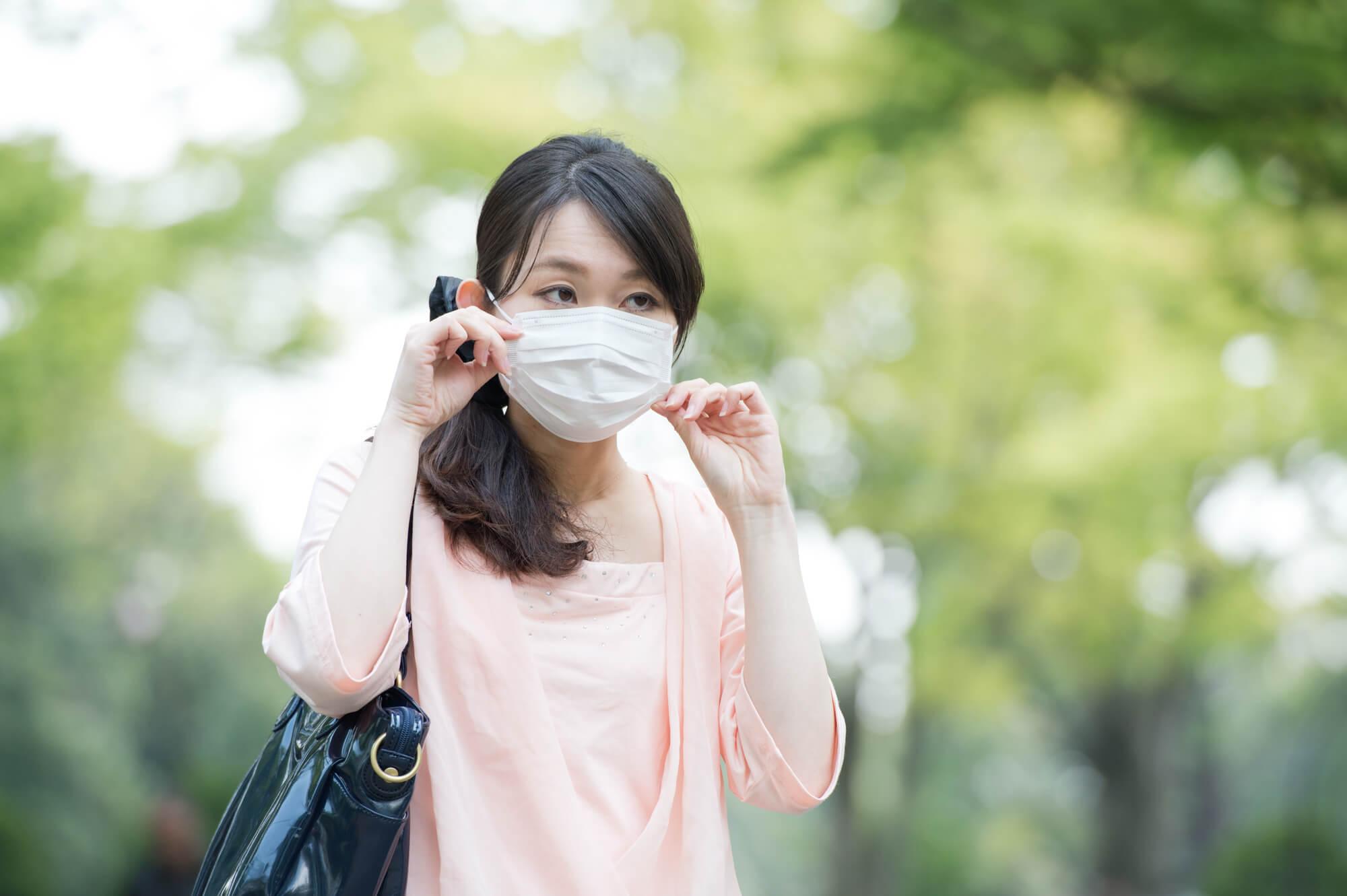 マスクって意味あるの?インフルエンザの効果的な予防・対策法