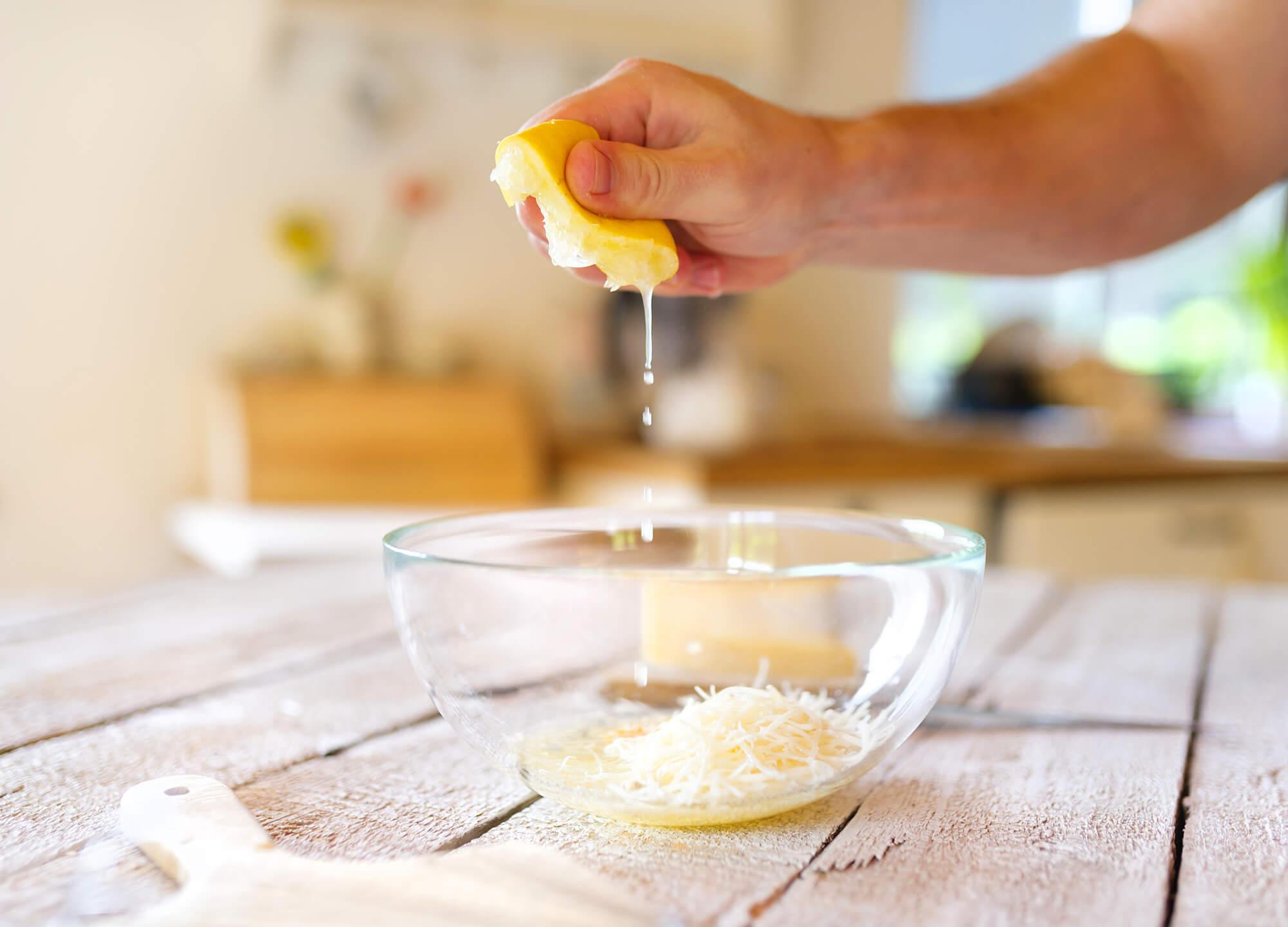レモン汁の代用に!クエン酸を使った本格スイーツレシピ