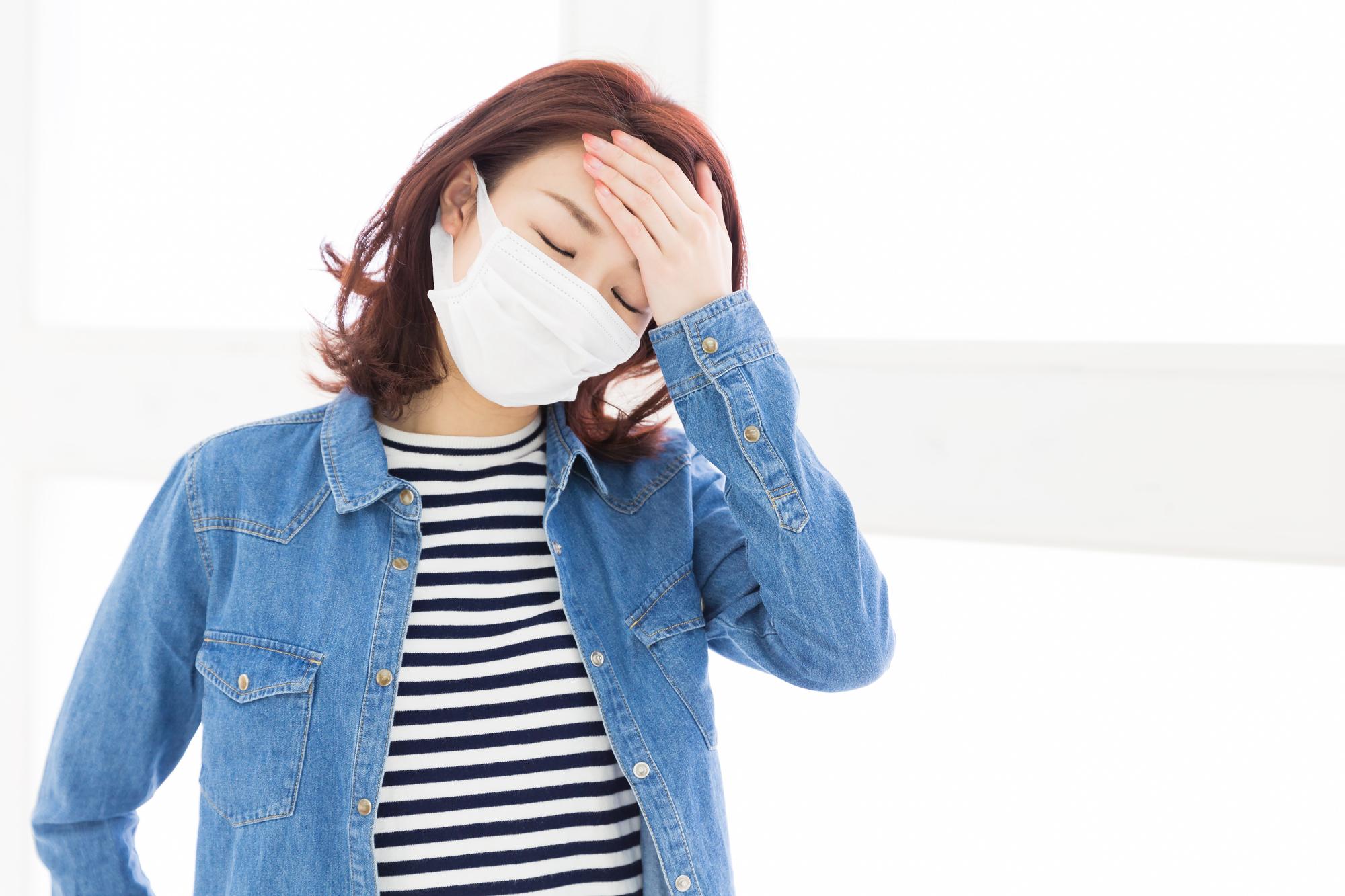 知っておきたい、インフルエンザの予防法!