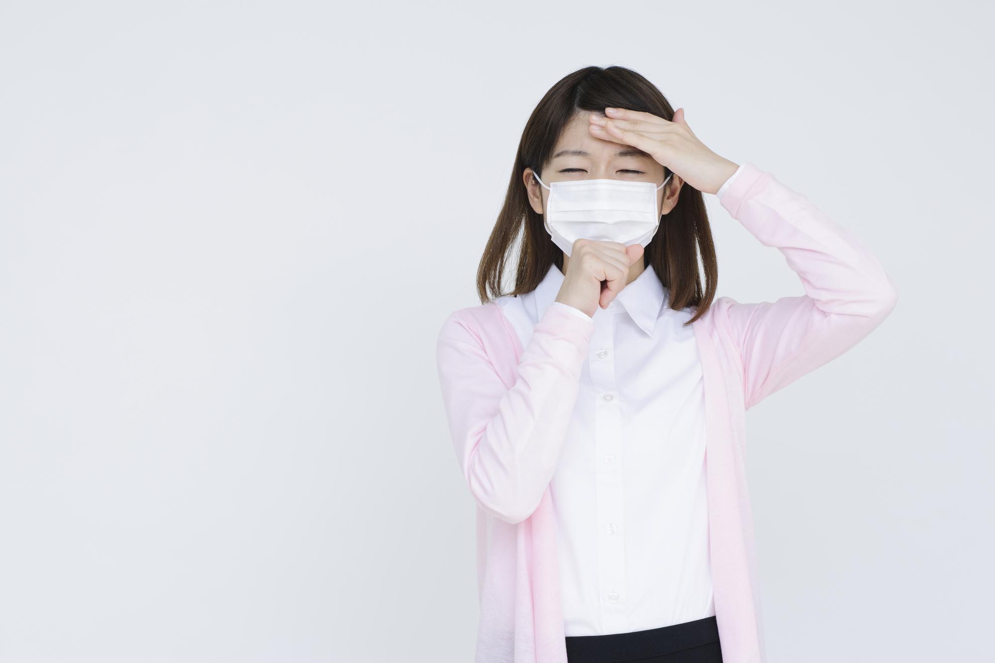 インフルエンザの潜伏期間はいつからいつまで? どんな症状がでるの?