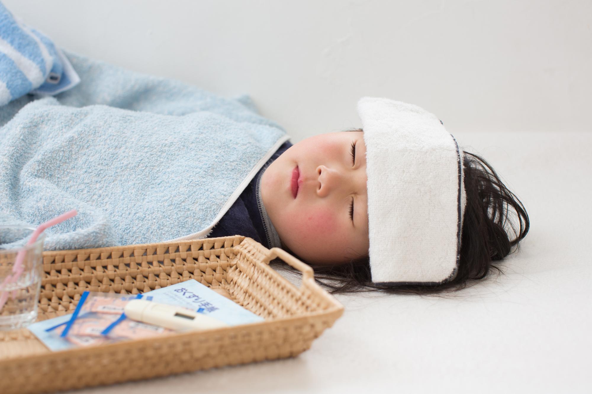 インフルエンザ脳症の症状の特徴や原因について