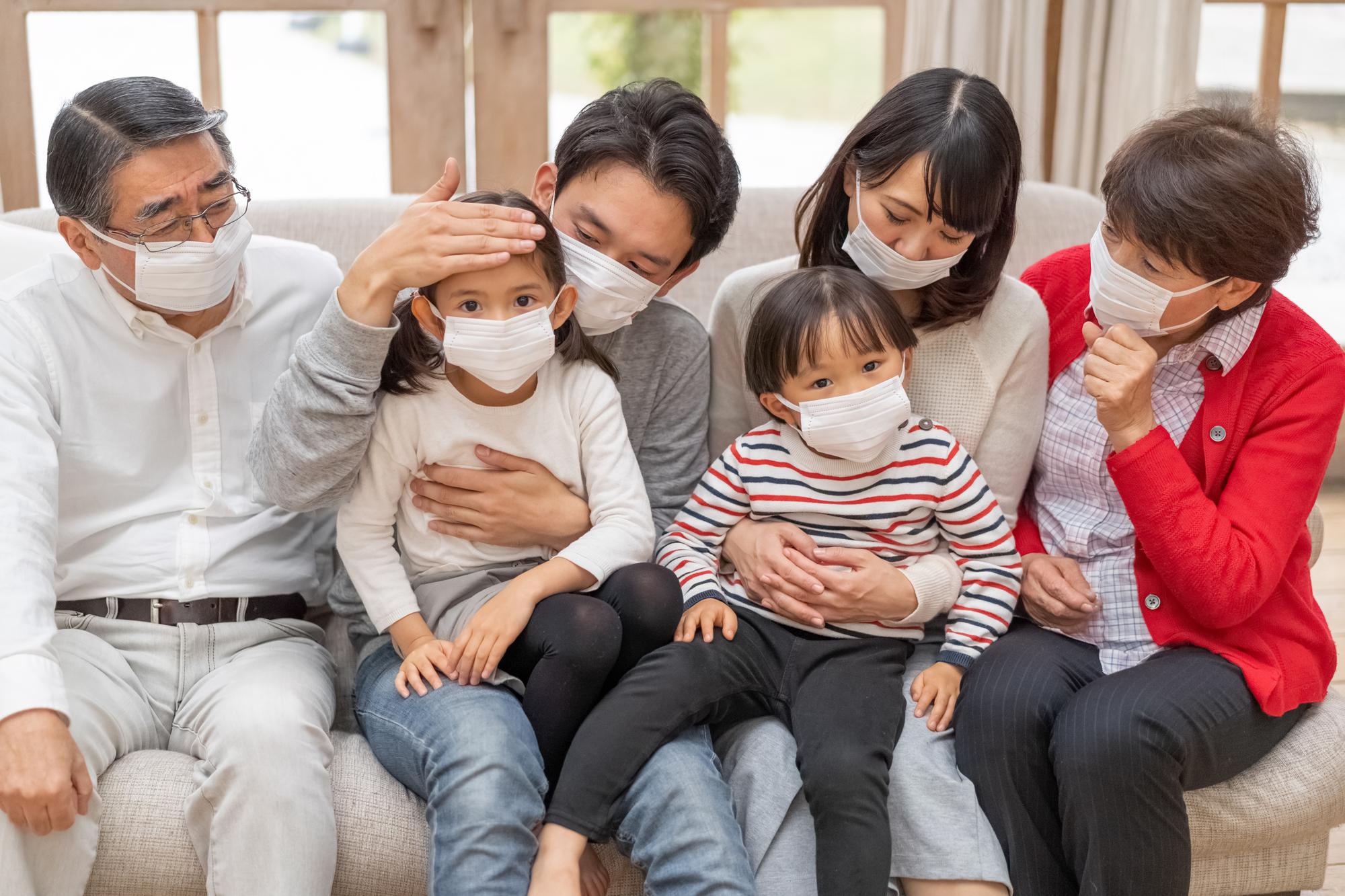 ノロウイルスは空気感染する? その原因と予防策について