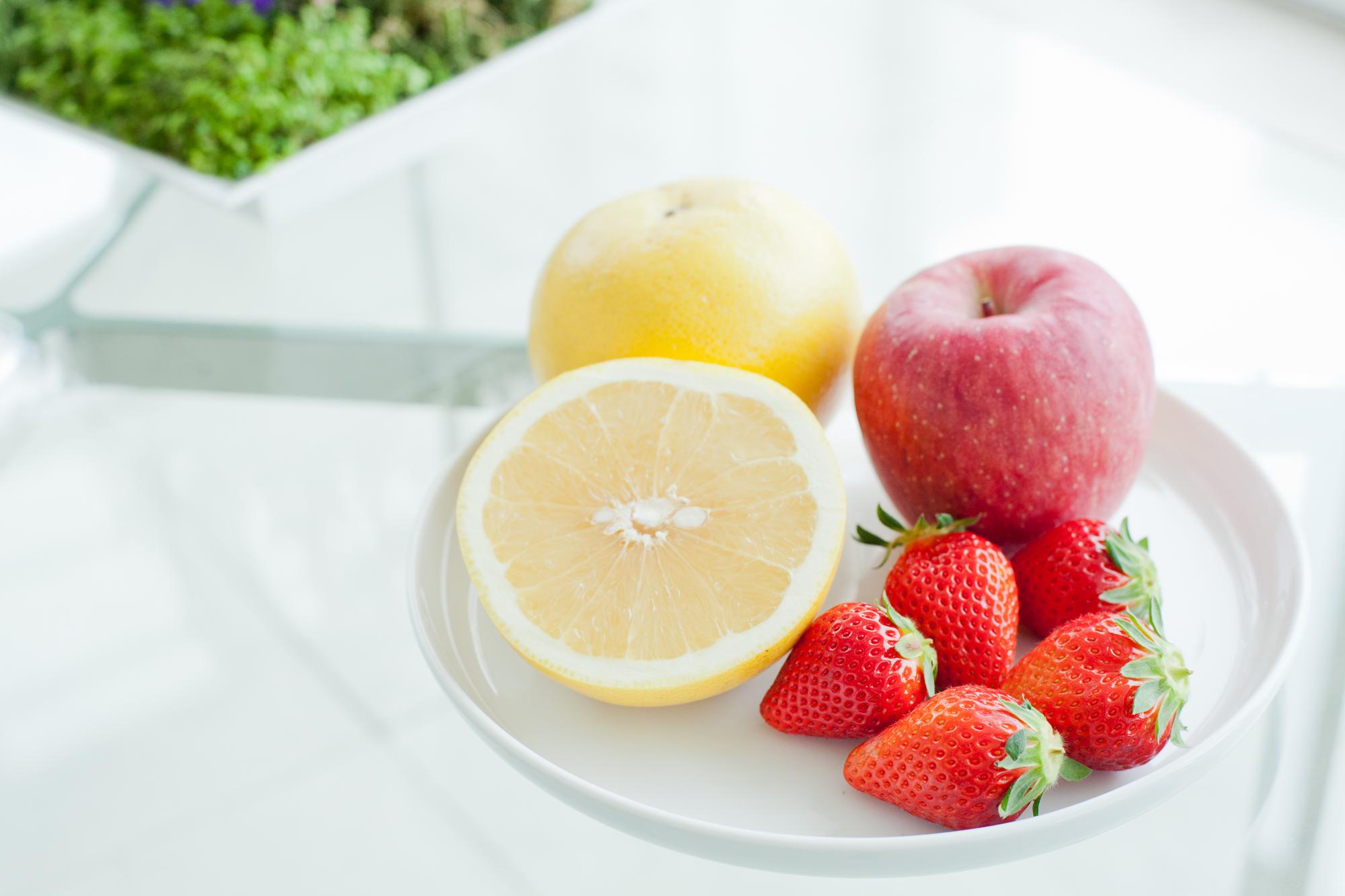 イチゴなどフルーツ