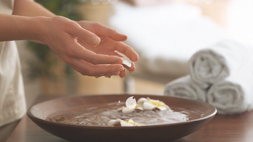 花粉の症状をやわらげる方法のイメージ画像