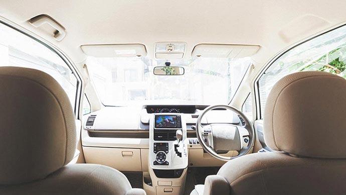 車内のイメージ画像